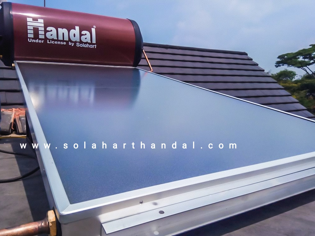 Solahart Handal Solar Water Heater Pemanas Air Tenaga Matahari