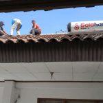 Foto Pemasangan Solahart Handal