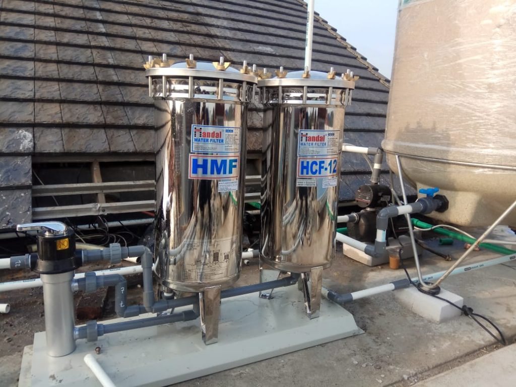 Water Filter Handal
