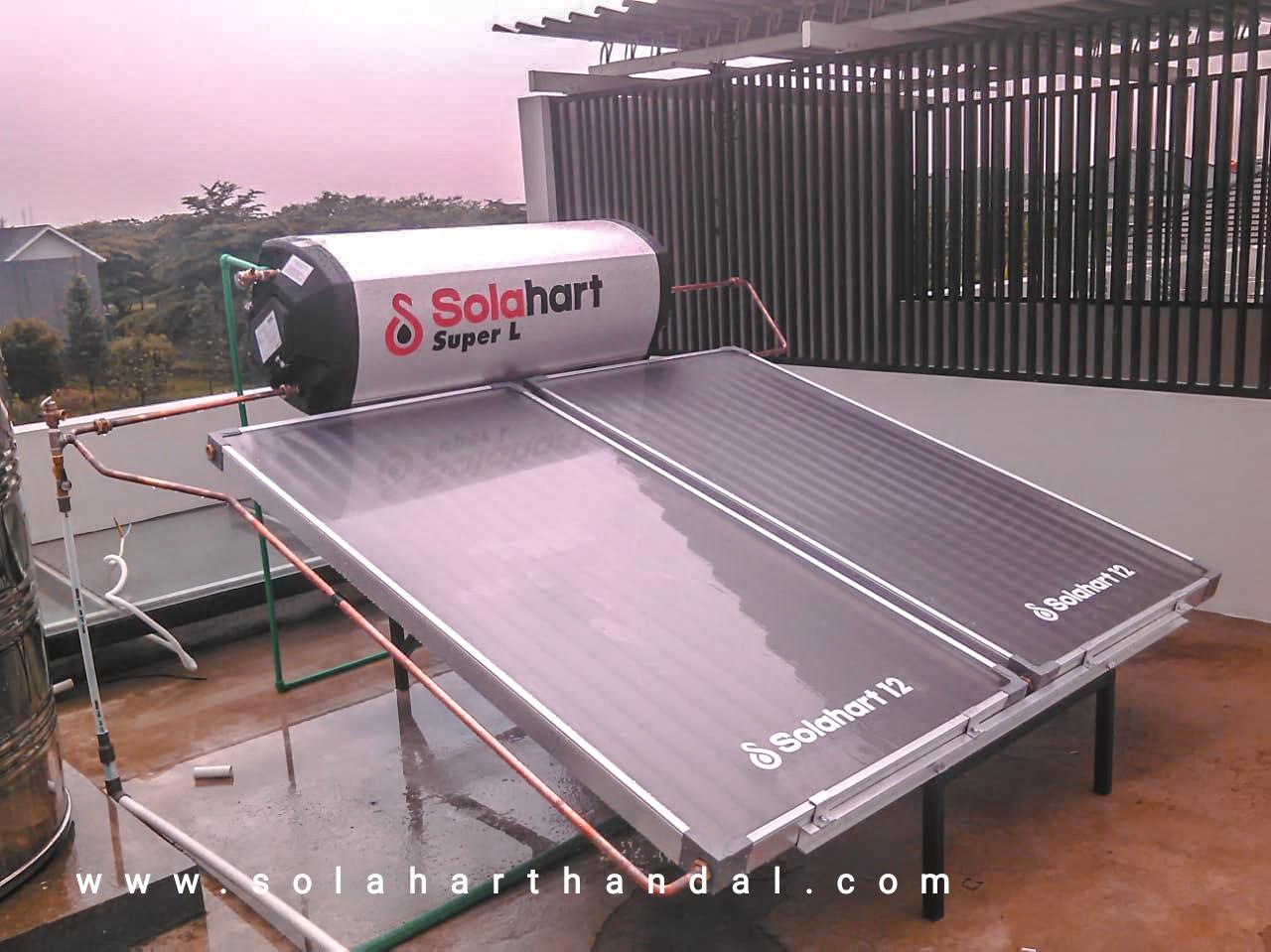 Service Water Heater Solahart