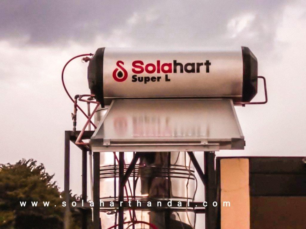 Solahart vs Handal