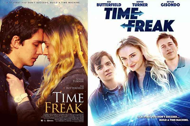 Review Film Time Freak 2018