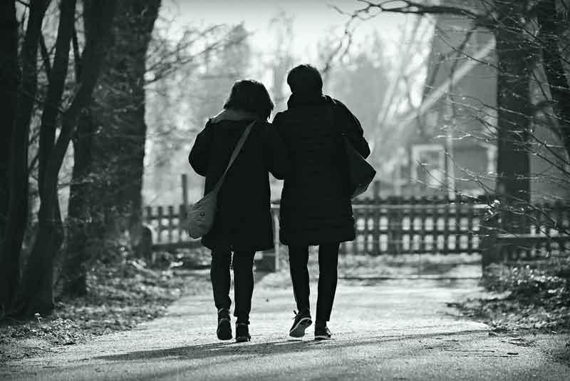 Berjalan Sesuai Kemampuan