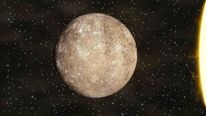 Planet Merkurius Fakta Menarik tentang Planet Merkurius
