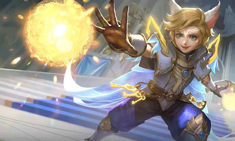 Skill Harith Mobile Legends
