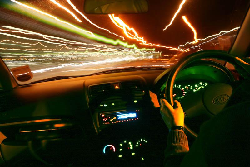 Mengungkap Kepribadian Seseorang dari Cara Menyetirnya