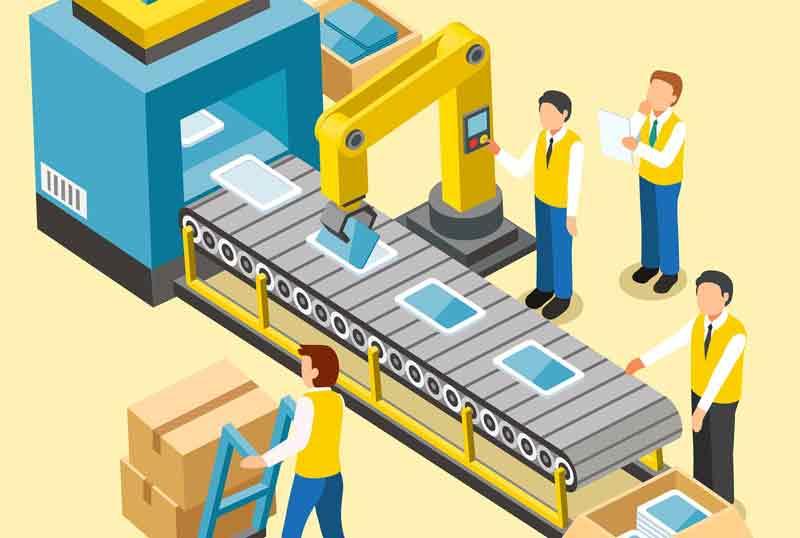 Produksi Distribusi dan Konsumsi