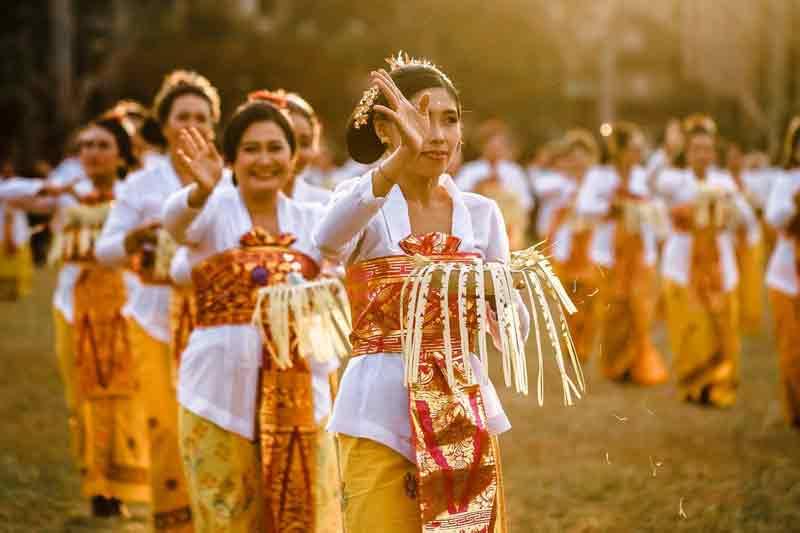 tari tradisional