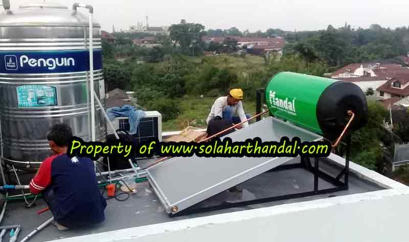 Service Water Heater Segala Merek Seluruh Indonesia
